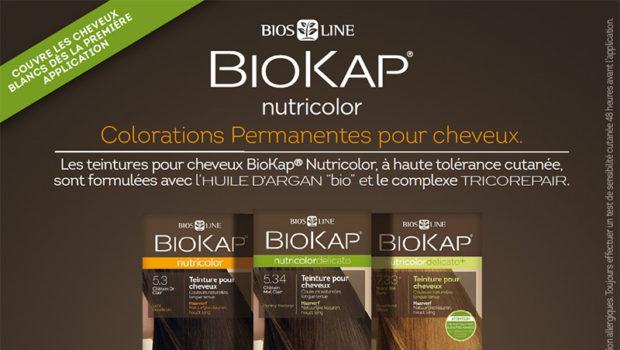Les colorations naturellespour les cheveux