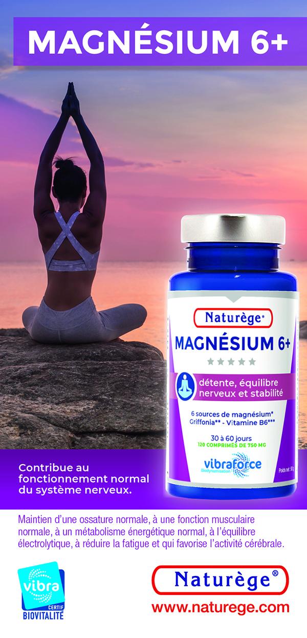 Naturege Magnesium 6