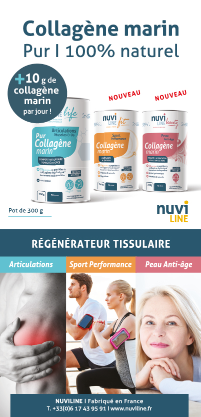 Nuviline collagène marin